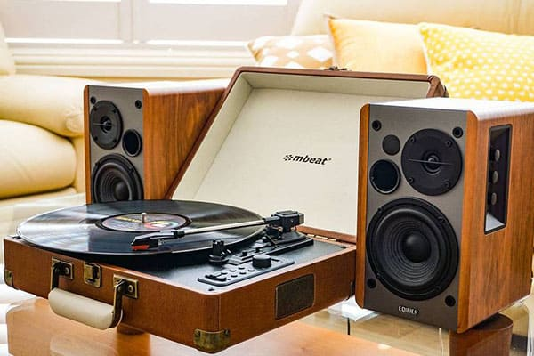 Best Speakers For A Record Player